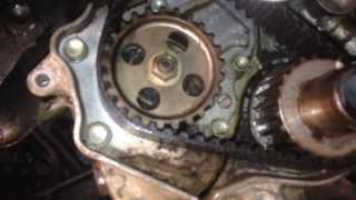 Toyota Camry Large Oil Leak