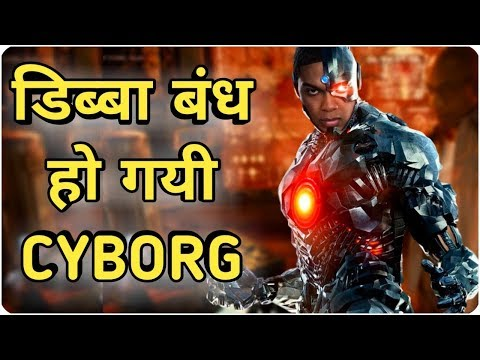 Cyborg solo film cancelled after Justice League,,ray Fisher admits cost would be huge