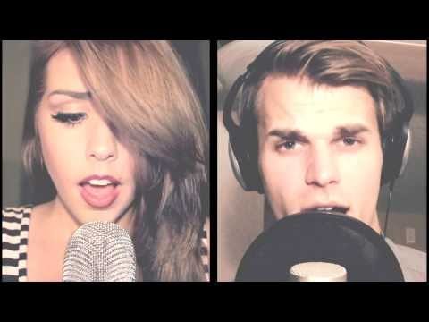 Say Something - A Great Big World cover (Bean & Jamison Murphy)