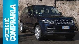 Range Rover Hybrid | #perchécomprarla e... perché no