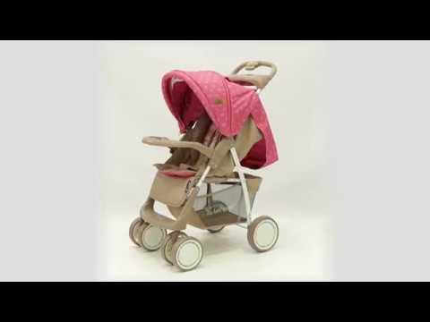 Детская коляска Lorelli Foxy