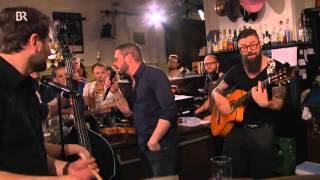 Django 3000 - Django Django (live & unplugged im Vereinsheim Schwabing)