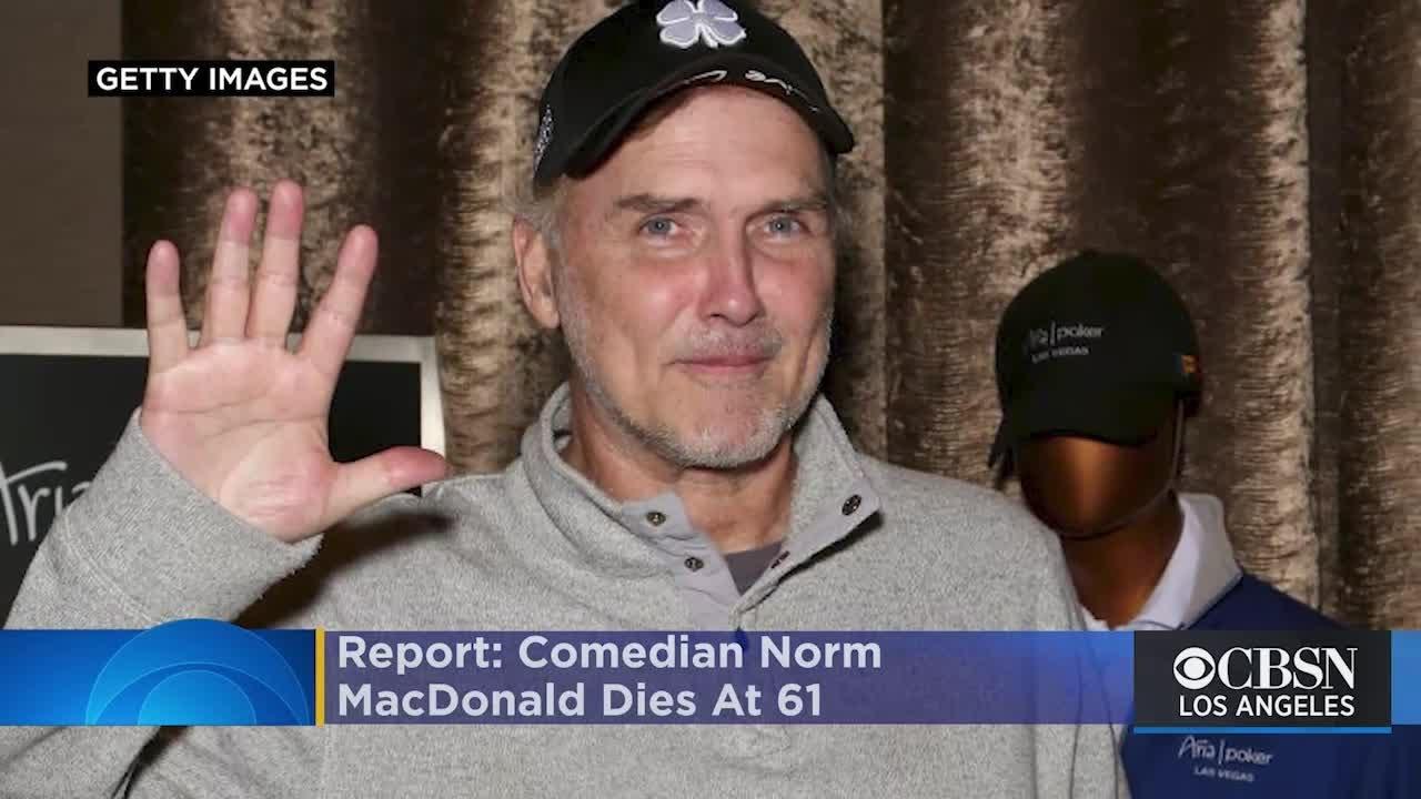 Comedian Norm Macdonald Has Died At 61