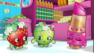 Neue Shopkins Cartoon-Episode 2 | Handeln | Animation-Netzwerk