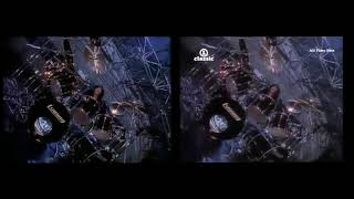 Kiss - God Gave Rock 'N' Roll To You ll (Video Comparison)