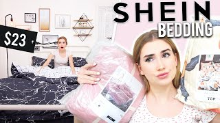 trying-bedding-from-shein-is-it-good-quality