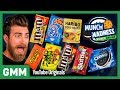 Munch Madness Taste Test: Sweet Snacks