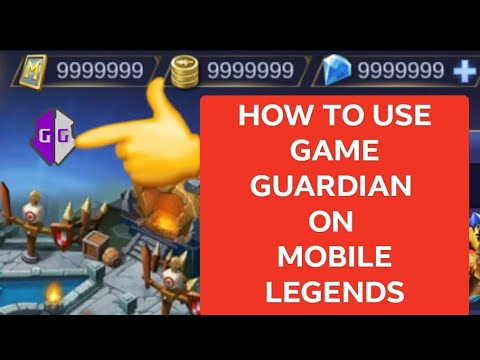GAME GUARDIAN ON MOBILE LEGENDS GIVEAWAY [root]