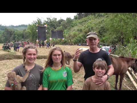 Free Burma Rangers in Karen State - Trailer /Arrival