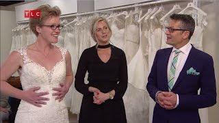 Weet Nienke haar moeder nog te overtuigen..? | Sneak peek Say Yes To The Dress Benelux