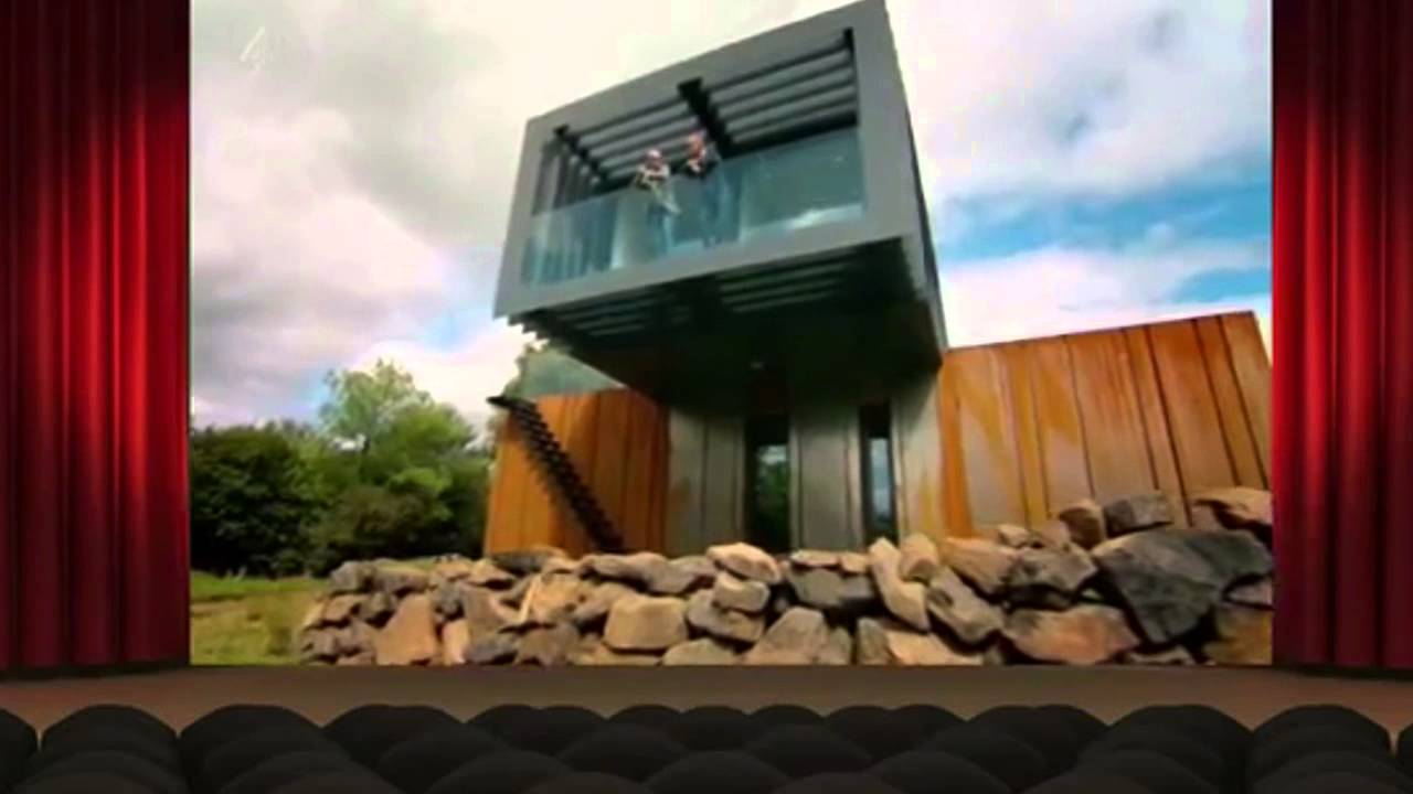 Tiny Houses Container Houses Ideas Youtube