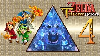 Zelda : Tri Force Heroes - L