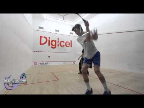 Digicel 3G+ National Squash Championships Bermuda March 13th 2011