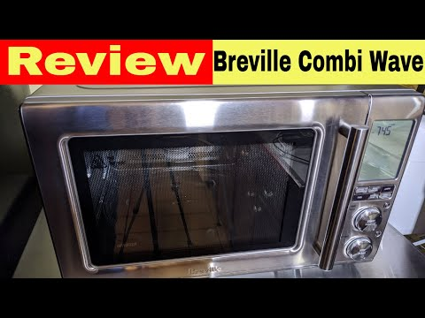 breville combi wave 3 in 1 review air fryer oven microwave