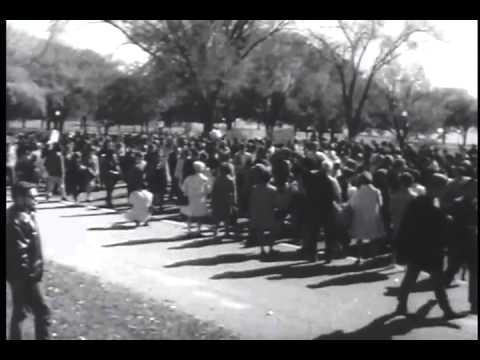 Anti Vietnam War Protest -