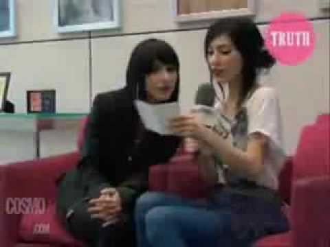 Cockney Rhyming Slang with The Veronicas from YouTube · Duration:  3 minutes 16 seconds
