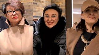 Осенние образы новой коллекции одежды бренда Max Mara. Осень-зима 2020.