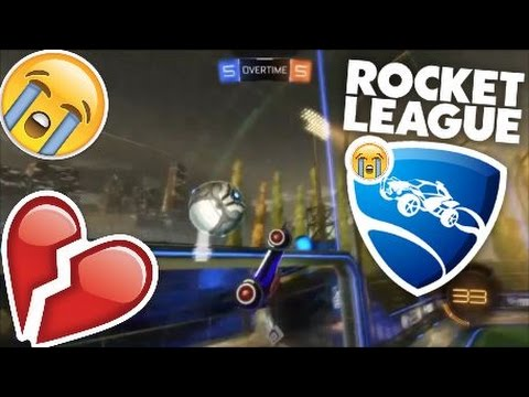 Rocket League |  THE MOST PHENOMENAL GAME EVER!