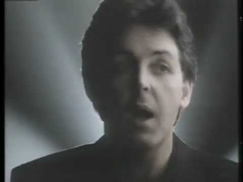 "Paul McCartney - ""Ebony and Ivory"" (clip from 1982)"