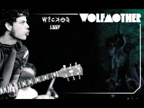 WkD | Wolfmother - Joker and the thief [lyrics]