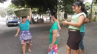 ¡TIA SUSY: VENDEDORA DE PAN POR UN DIA, Con Venta Real! Asi Comienzan  Las Actividades Del Dia Pt 1