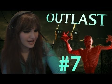 R.I.P. Your Ears! Outlast Gameplay...