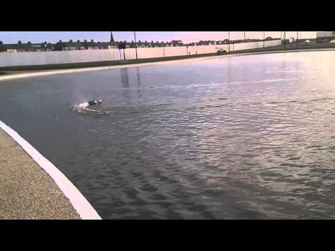 Ep 7000 stealth rc boat