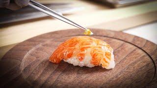 아내의 저녁밥으로 초밥을 선택하면 벌어지는 일.