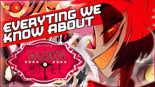 Everything we know about Hazbin Hotel!