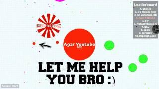 Agar io     Удивительно хороший трюк должен смотреть это видео ! ★★★★★