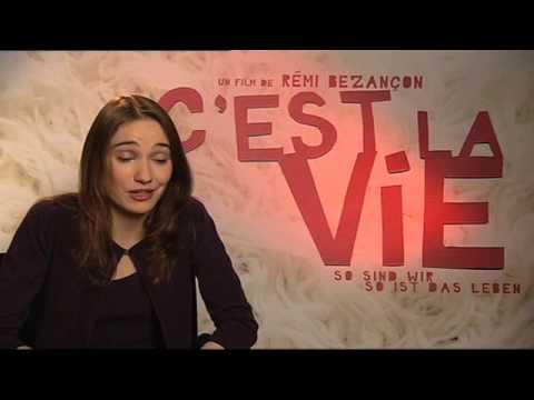 C'est la vie - Deborah Francois Interview