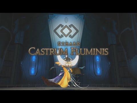 Final Fantasy XIV: Stormblood OST - Tsukuyomi (Phase 3) Castrum Fluminis
