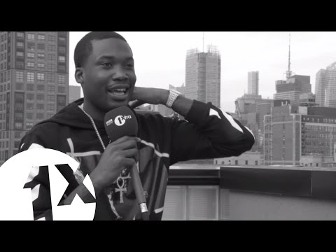 Meek Mill talks Nicki Minaj love