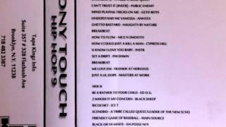 Dj Tony Touch Rap Us Vol 9 Rare Mixtape Cassette