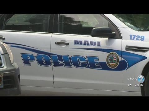Maui Police Increasing Hiring Efforts As More Vacancies Open Up