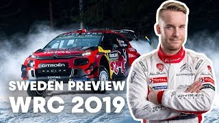 Preview Show Of Rally Sweden | WRC 2019