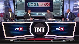 Celtics vs Bulls R1G2 Postgame Analysis | Inside The NBA | April 18, 2017