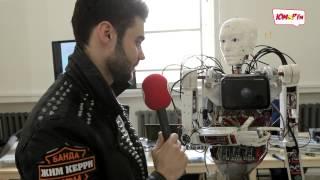 Роботы захватили Москву