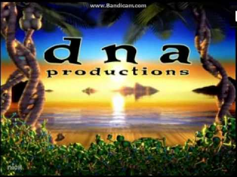 All Of The DNA Productions Logos
