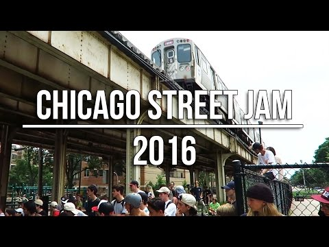 CHICAGO STREET JAM 2016 │ The Vault Pro Scooters