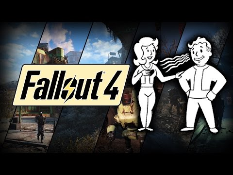 Fallout 4 News: New Special Trailer Charisma - Bartering, Drinking and Trading Perks