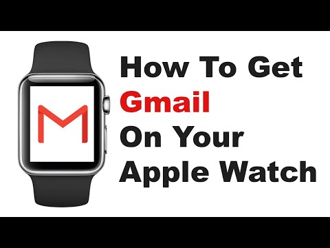 How To Get GMAIL On Apple Watch - Send & Receive Emails With WristMail