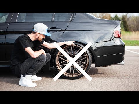 DON'T BUY 19 INCH WHEELS | Here's why