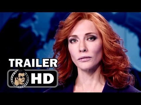 MANIFESTO - Official Trailer (2017) Cate Blanchett Drama Movie HD