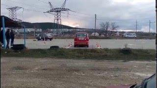 Порядок сдачи экзамена в МРЭО ГАИ 2015 Автодром Феодосия Республика Крым