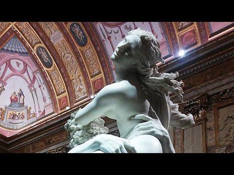 Art News - 8 marzo - Il Ratto di Proserpina di Bernini