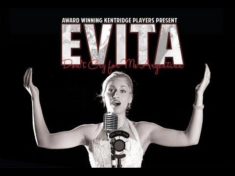 EVITA - Kentridge High School Spring 2013
