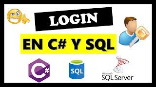 CREAR LOGIN Y REGISTRO DE USUARIOS EN C# Y SQL SERVER CON ENCRIPTACION - PT 1