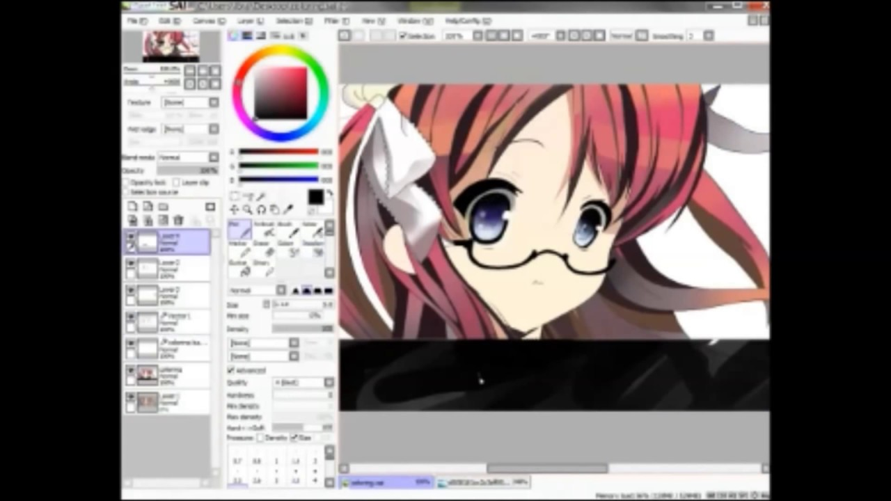 Paint Tool Sai Free Download Full Version Latest 2