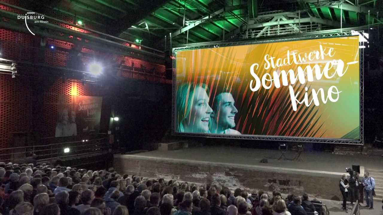 Do It Yourself Werkstatt Duisburg Stadtwerke Sommerkino 2017